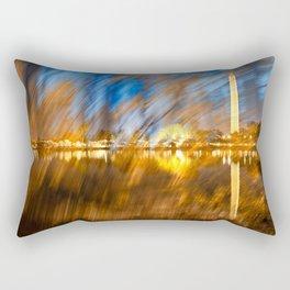 Washington DC Wonderland Rectangular Pillow