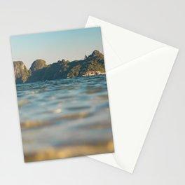 Ocean Sunset at El Nido Stationery Cards