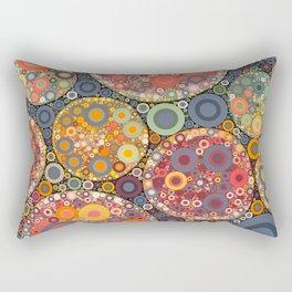 Citrus Fantasy Rectangular Pillow