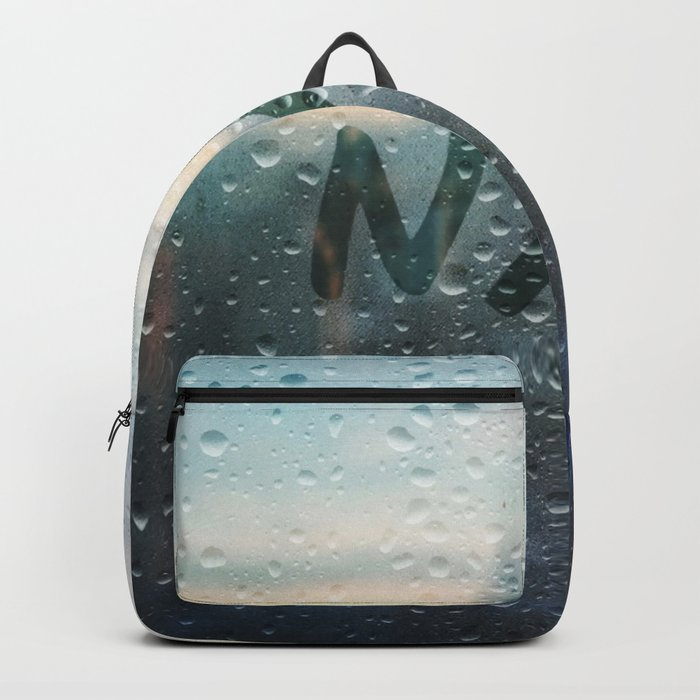 Rainy Day in NYC Backpack