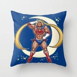 Sailor Man Throw Pillow