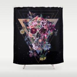 New Skull Shower Curtain