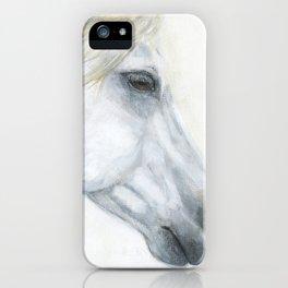 Sacred Stallion iPhone Case