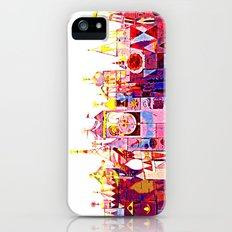 SMALL WORLD 011 iPhone (5, 5s) Slim Case