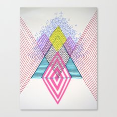 IC,LD Canvas Print
