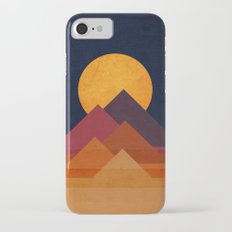 Full moon and pyramid Slim Case iPhone 7