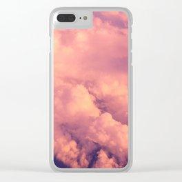 Cloudscape II Clear iPhone Case