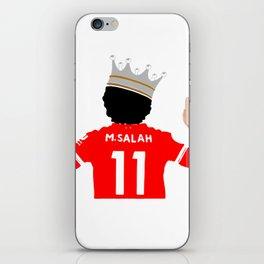 Mo Salah v5 iPhone Skin