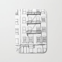 Brooklyn Alley Bath Mat