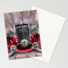 Red Merc Stationery Cards