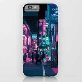Midnight Conversations iPhone Case