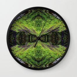 Zenosyne Wall Clock