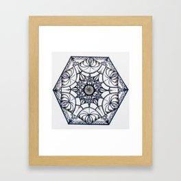 How I wonder Framed Art Print