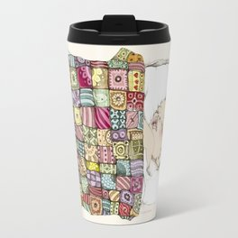 sleeping child Travel Mug