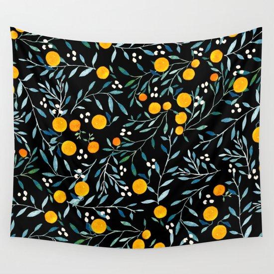 Oranges Black by artiisan