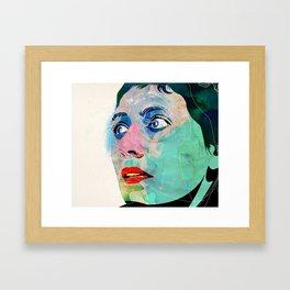 Jeanne d'Arc Framed Art Print