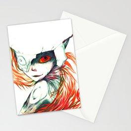 Broken Mirror Stationery Cards