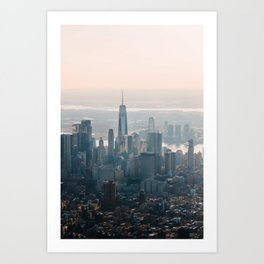One World Trade Center Art Print