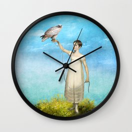 My Little Friend Wall Clock