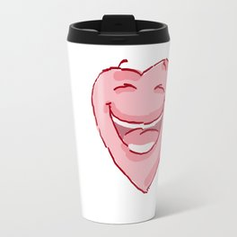 St Valentine drawing Travel Mug