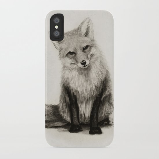 Fox Say What?! iPhone Case