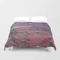 rave Duvet Covers featuring Rave by Calle de Rosa
