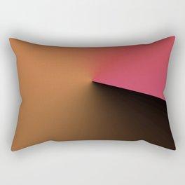 The illusion Rectangular Pillow