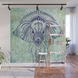 Beautiful Inside and Out Wall Mural