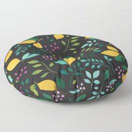 Lemon Grove Floor Pillow