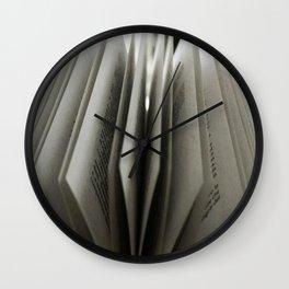 Book [SWAG] Wall Clock