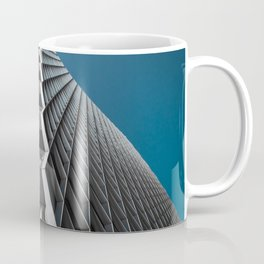 Abstract City Architecture Modern Color Print Coffee Mug