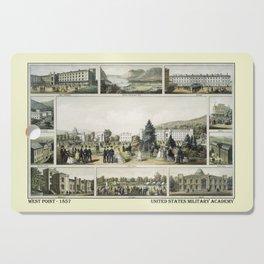 West Point 1857 Cutting Board