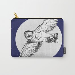 Athena Owl Carry-All Pouch