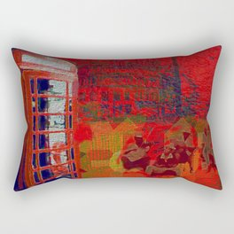 Cuban Street Band Rectangular Pillow