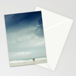 Storm Surfer Stationery Cards