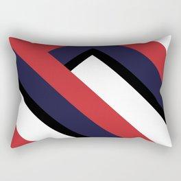 CLASSICO III #minimal #retro #vintage #art #design #kirovair #buyart #decor #home Rectangular Pillow