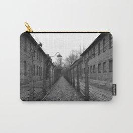 Auschwitz, Poland. Carry-All Pouch