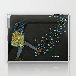 Kickin Up Shapes Laptop & iPad Skin