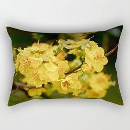 GOLDEN APRICOT Rectangular Pillow