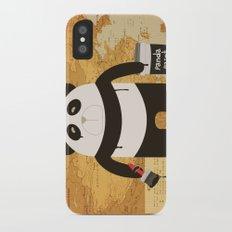 Panda Slim Case iPhone X