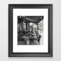 Manchester Framed Art Print