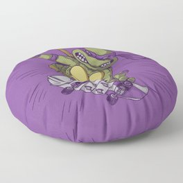 Shredding Floor Pillow