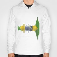 rio Hoodies featuring Rio silhouette by South43