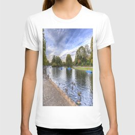 Regents Park London T-shirt