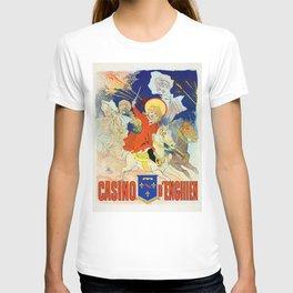 1890 Casino Enghien France T-shirt