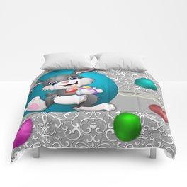 Illustration celebration easter Comforters