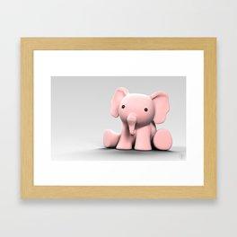 Phanpy Framed Art Print