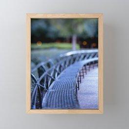 Twilight in New Orleans Framed Mini Art Print