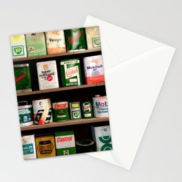 Old Cans Stationery Cards