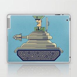 General Mayhem — cartoony vector illustration Laptop & iPad Skin